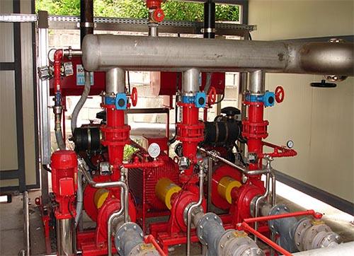 Reparacion de bombas de agua centrífugas